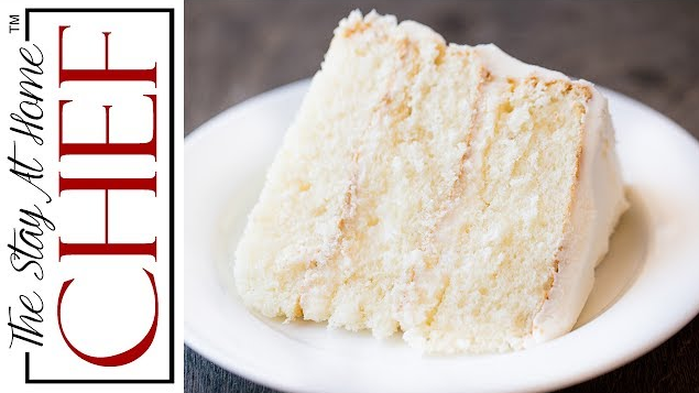 Most Amazing White Cake