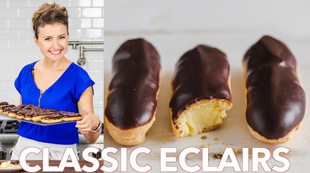 Enjoy This Classic Eclair Recipe
