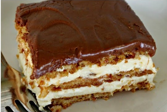 Make This No Bake Eclair Cake In Under 10 Minutes
