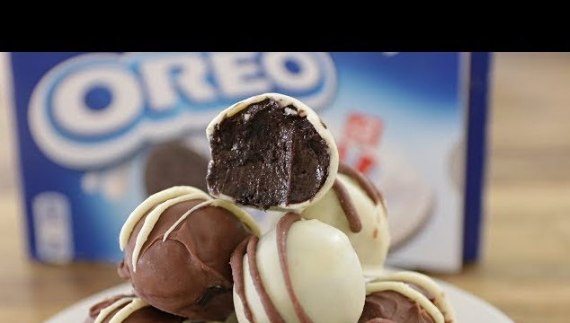 Try Making These Beautiful & Delicious Oreo Truffles