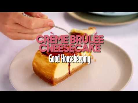 Try Something Different-Creme Brûlée Cheesecake