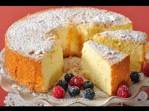 Why Not Try This Wonderful American Sponge Cake