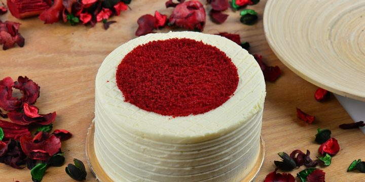 savannah red velvet cake