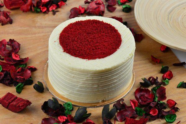 savannah red velvet cake