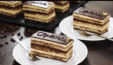 Try This Wonderful Opera Cake