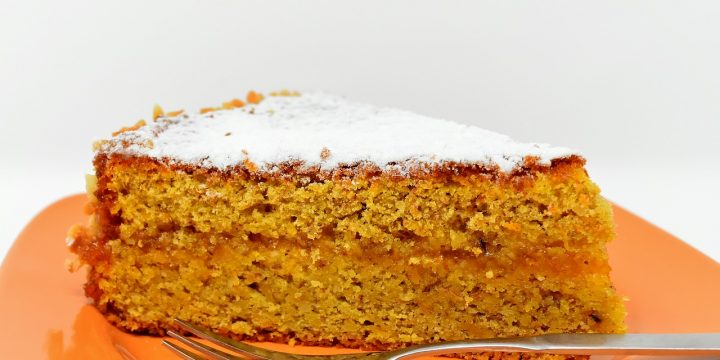 carrot torte recipe