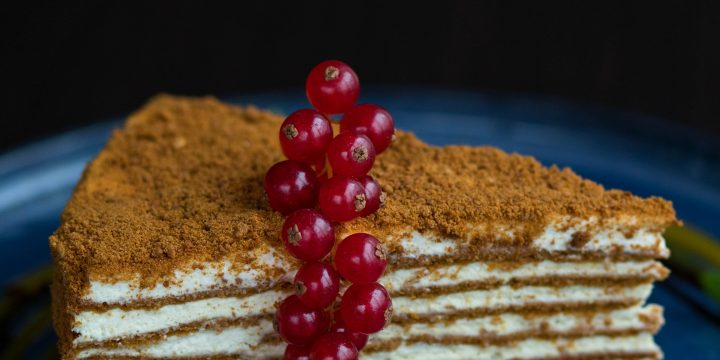 Have A Delicious Birthday with This Mille-Crepe Tiramisu Recipe