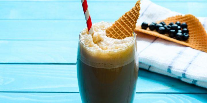 Chai Tea Latte Float Recipe