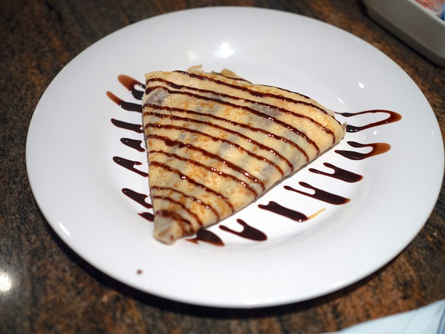 Chocolate Banana Crepes Recipe