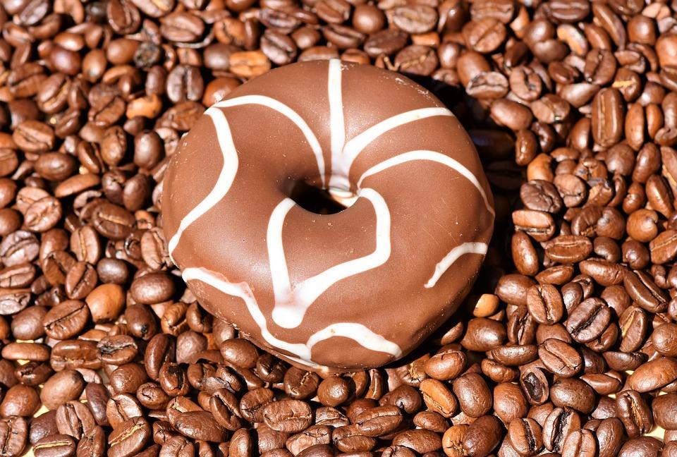 Chocolate Coffee Banana Donuts Recipe
