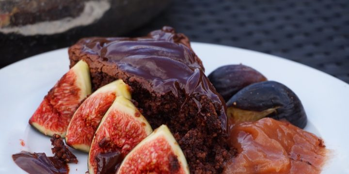 Chocolate Fig Cake Recipe