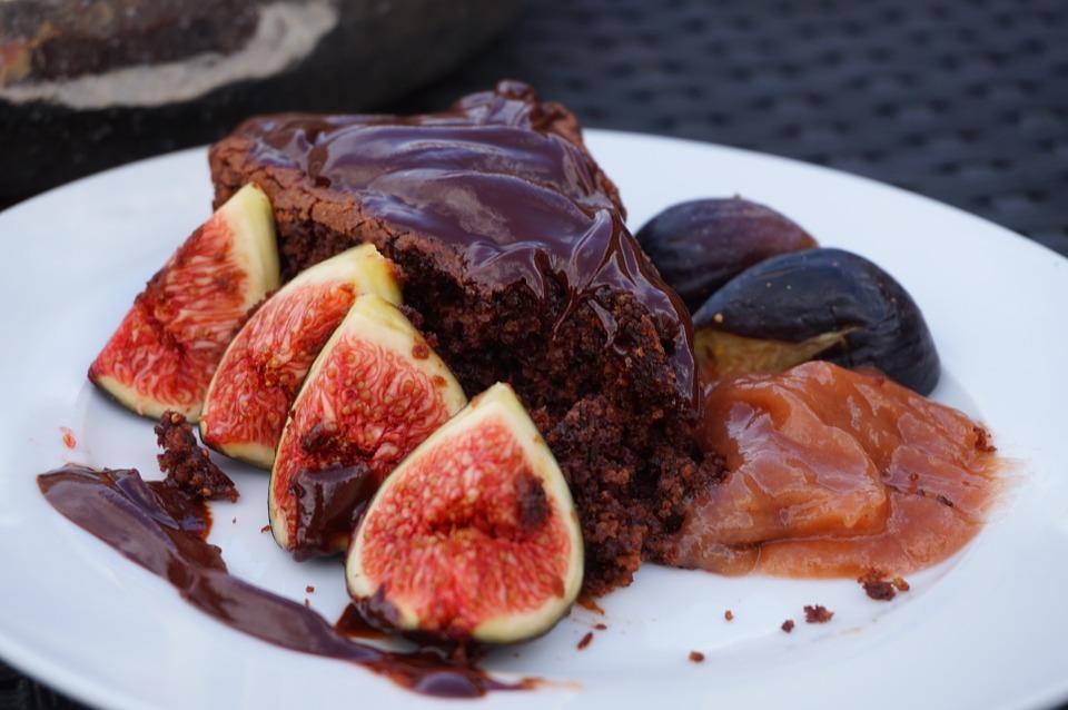 Chocolate Fig Cake Recipe