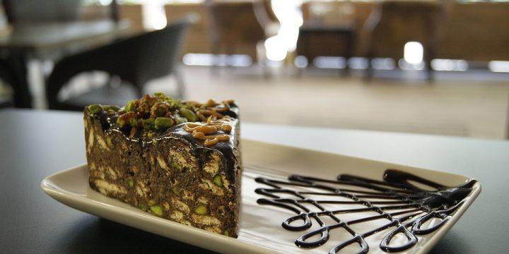 Chocolate Pistachio Cake Recipe
