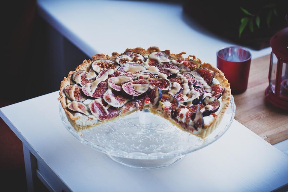 Fig and Mascarpone Pie Recipe