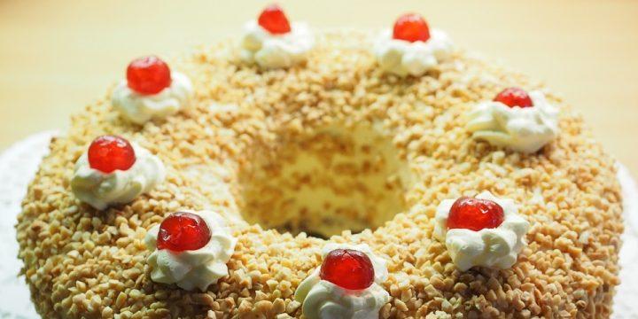 Frankfurt Wreath Cake Recipe