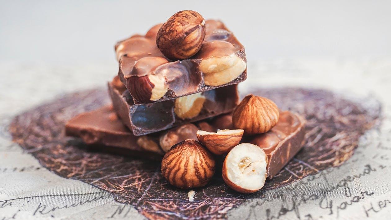 Hazelnut Chocolate Bark Recipe