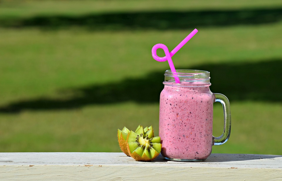 Kiwi Strawberry Smoothie Recipe