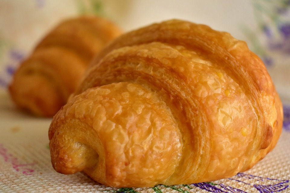 Lemon Filled Croissant Recipe