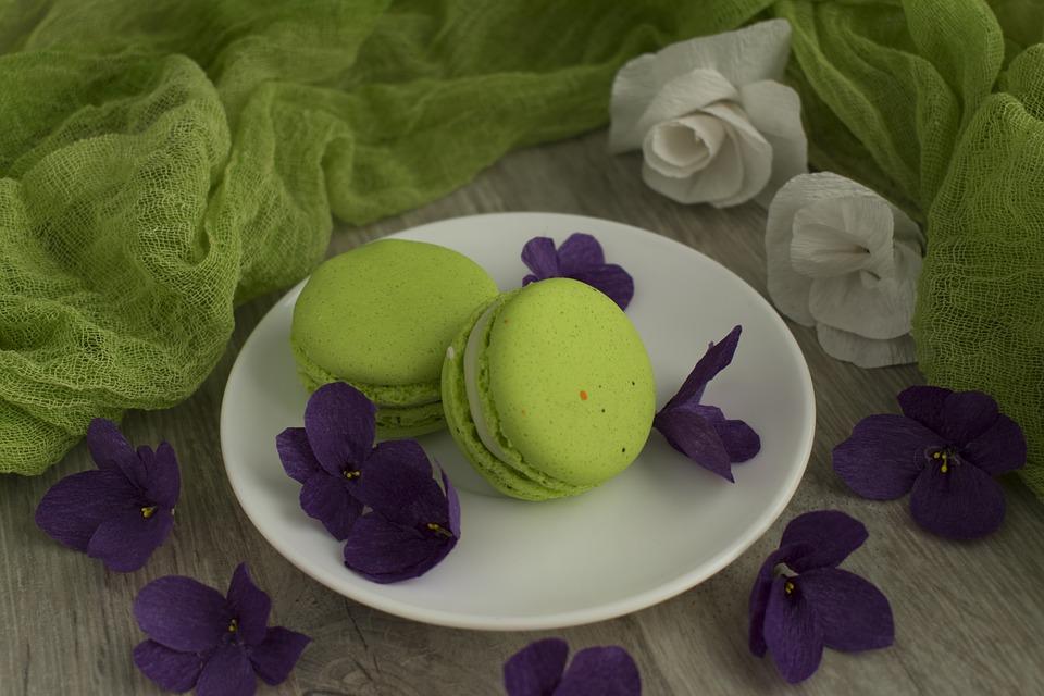 Pistachio Macarons Recipe