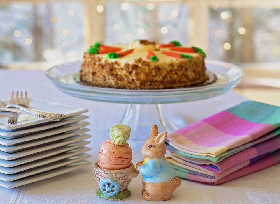 Dulce De Leche Carrot Cake Recipe