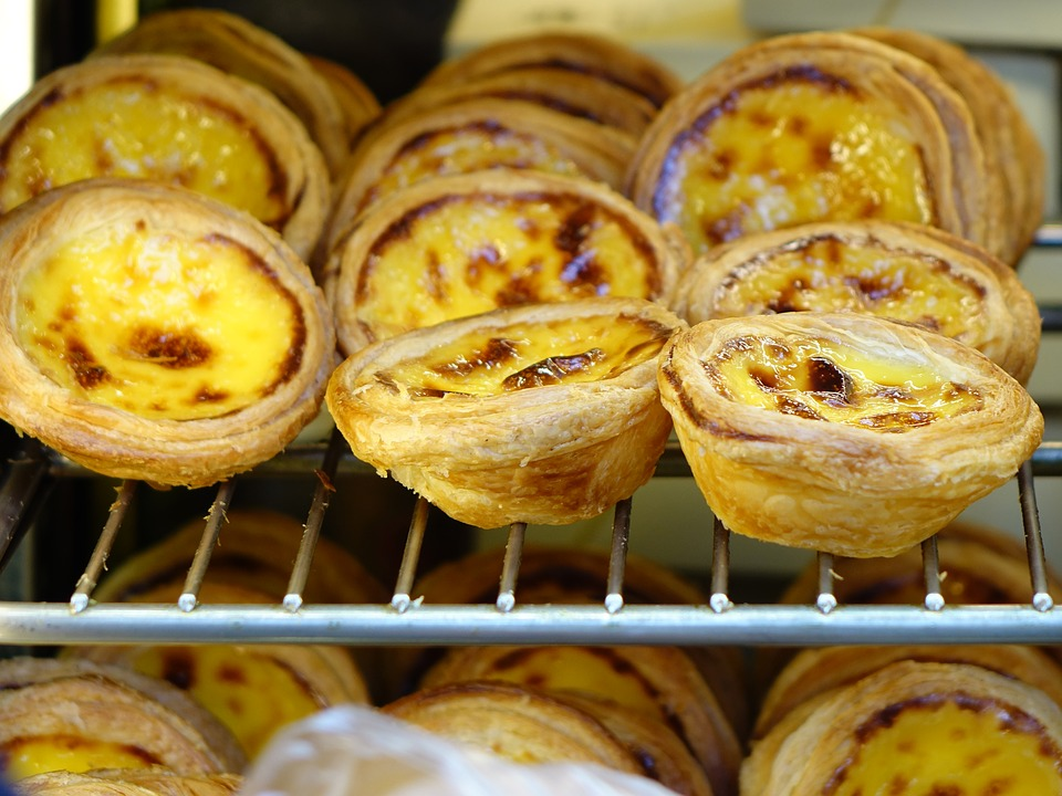 Portuguese Egg Tart Recipe