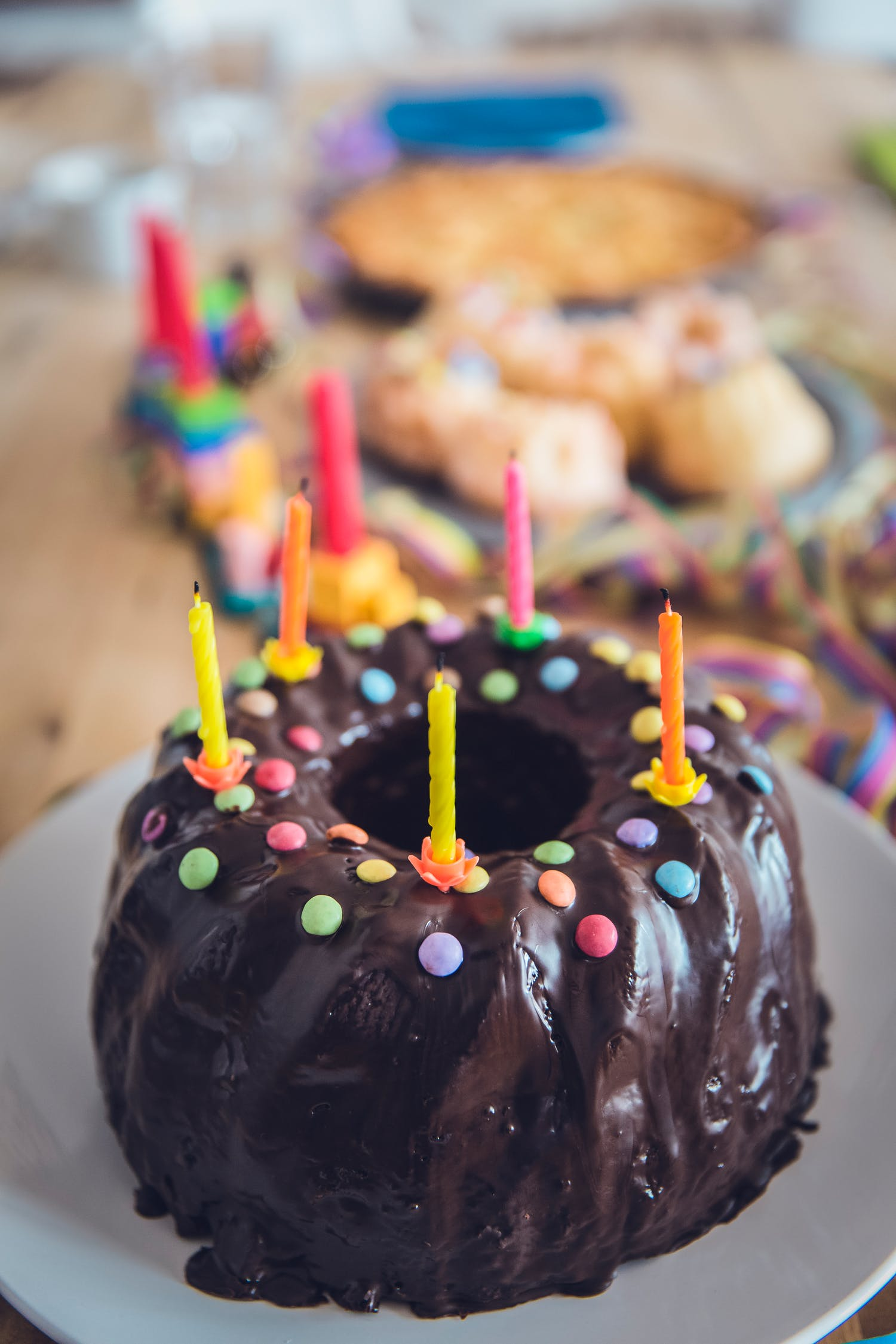 Triple Chocolate Bundt Cake Recipe