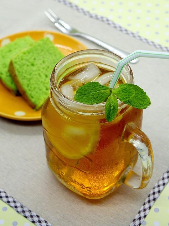 Lemon Ginger Sweet Tea Recipe