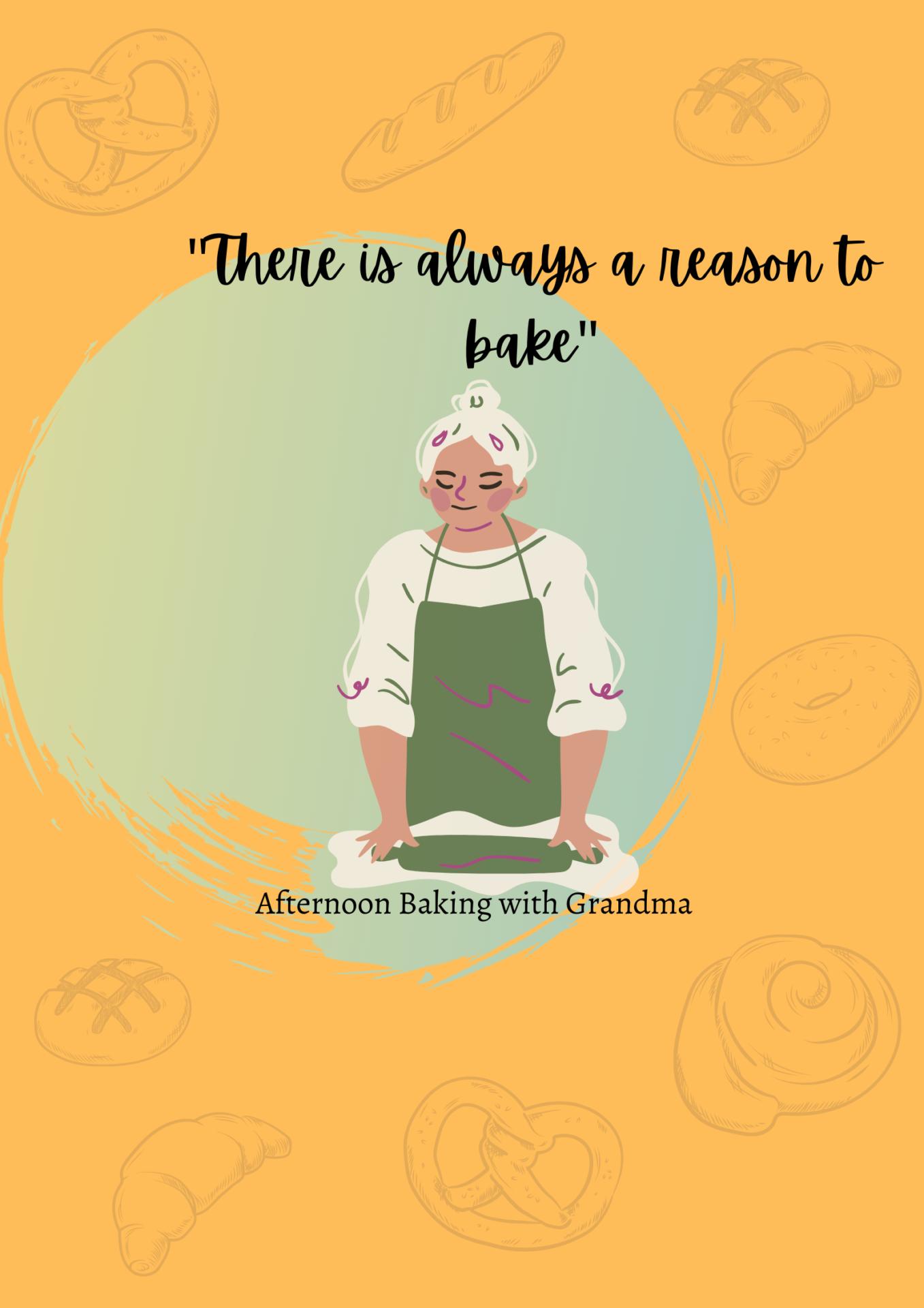 Reason to Bake