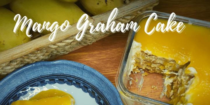 Mango Graham Cake Recipe