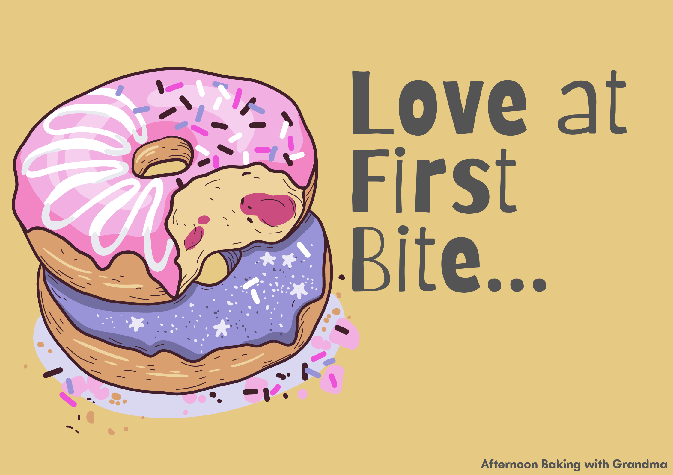 love at first bite